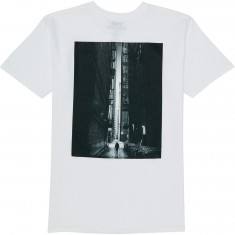 Visual X Jason M Peterson Lane T-Shirt - White