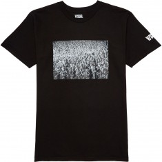 Visual X Jason M Peterson Hype T-Shirt - Black