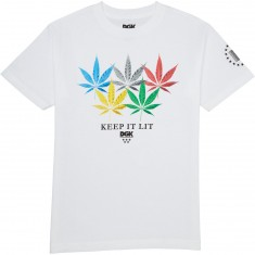 DGK International T-Shirt - White
