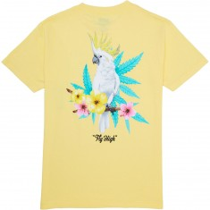 DGK Fly High T-Shirt - Banana