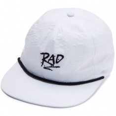 Psockadelic RAD Hat - Off White