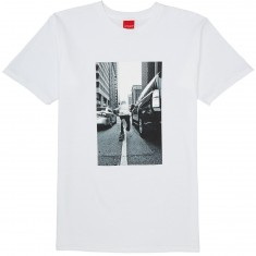 VISUAL Push T-Shirt - White