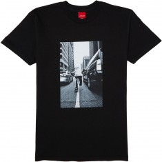 VISUAL Push T-Shirt - Black