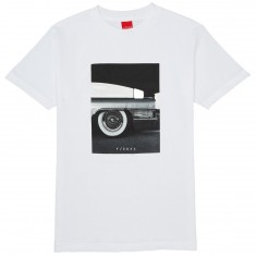 VISUAL White Walls T-Shirt - White