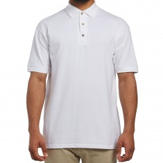 Illegal Civilization Jettsetters Polo Shirt - White