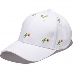 Antler And Woods Tulip Hat - White