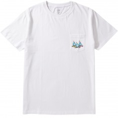 Antler And Woods Regatta Pocket T-Shirt - White