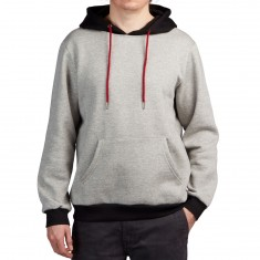 Antler And Woods Hawethorne Two Tone Hoodie - Grey/Navy