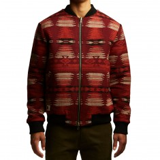 Lira Glover Jacket - Burgundy
