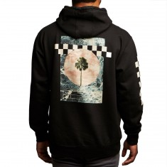 Lira Distortion Hoodie - Black