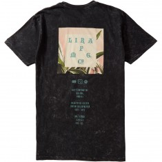 Lira Cult T-Shirt - Black Enzyme