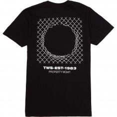 Transworld Property MGMT T-Shirt - Black