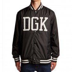 DGK Ace Jacket - Black