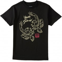 DGK Food Fight T-Shirt - Black