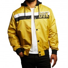 DGK Hitter Custom Jacket - Gold