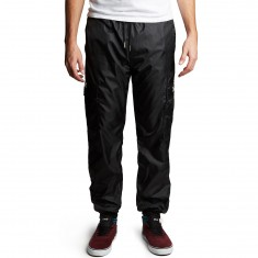 DGK Lenox Cargo Swishy Pants - Black