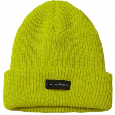 Raised By Wolves Moraine Watch Beanie - Highlighter Acrylic
