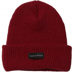 Raised By Wolves Moraine Watch Beanie - Red Acrylic