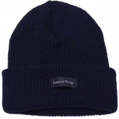 Raised By Wolves Moraine Watch Beanie - Navy Acrylic