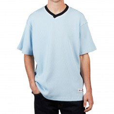 Raised By Wolves Patterson Soccer Jersey - Ice Blue Thermal