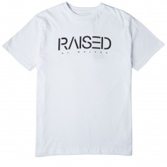 Raised By Wolves Spirit T-Shirt - White Jersey