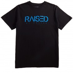Raised By Wolves Spirit T-Shirt - Black Jersey