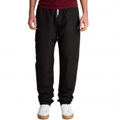 Raised By Wolves Geowulf Track Pants - Black DWR Talsan/Koolnit