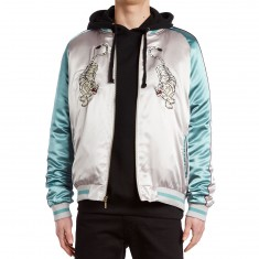 Standard Issue New Tiger Jacket - Silver/Mint