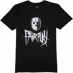 Fairplay Horror T-Shirt - Black