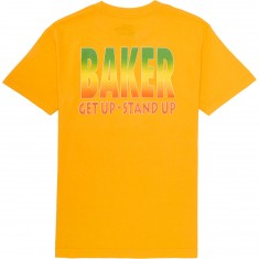 Baker The Beat T-Shirt - Gold