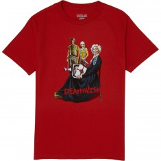 Deathwish Proud Mama T-Shirt - Red