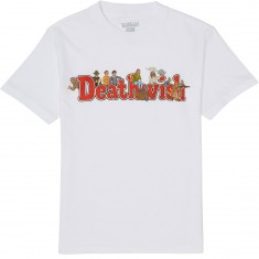Deathwish Teen Ager T-Shirt - White