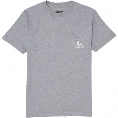 Shake Junt Cipher T-Shirt - Grey