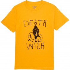 Deathwish New York Minute T-Shirt - Gold