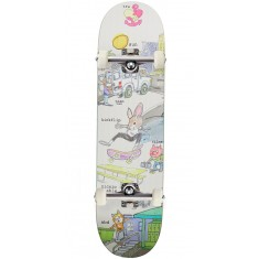 Friendship Busy Busy Schoolyard Skateboard Complete - 8.25""