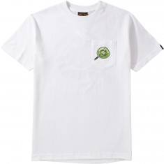 Benny Gold Court Pocket T-Shirt - White