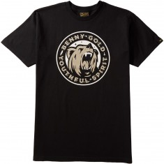 Benny Gold Spirit T-Shirt - Black