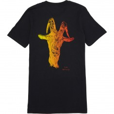 Welcome Phillip T-Shirt - Black/Orange/Yellow