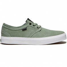 State Bishop Shoes - Mint Suede