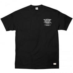 40s And Shorties Gun Club T-Shirt - Black