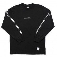40s And Shorties F.U.B.A.R Longsleeve T-Shirt - Black