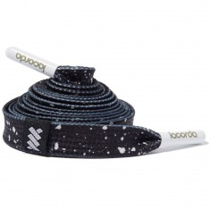 Lacorda Splatter Belt - Black/White