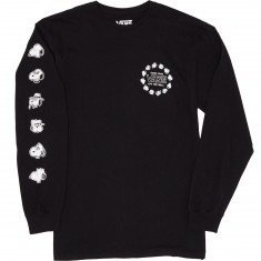 Vans X Peanuts Snoopys Brother Longsleeve T-Shirt - Black