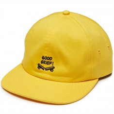 Vans X Peanuts Jockey Hat - Charlie Brown