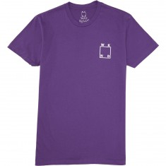 WKND Logo T-Shirt - Purple
