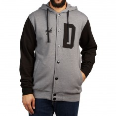 DGK University Varsity Jacket - Athletic Heather