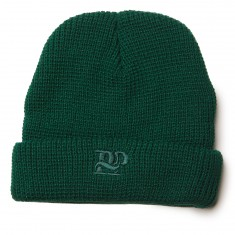 Passport PP Workers Beanie - Forest Green