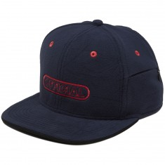Official Blackslope Hat - Classic Navy
