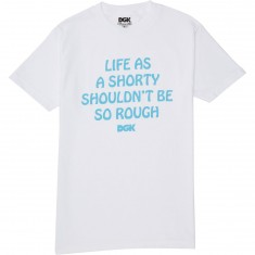 DGK Shorty T-Shirt - White