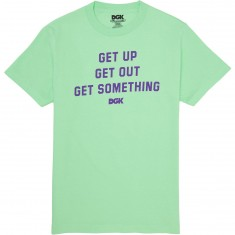 DGK Get Something T-Shirt - Mint